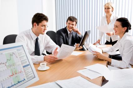 Sales and service teams
